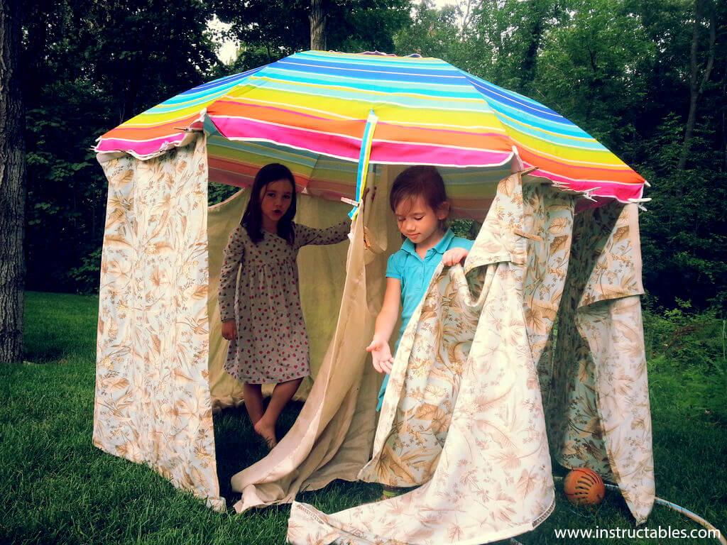 10 Maneiras De Fazer Uma Cabana Em Casa Tempojunto