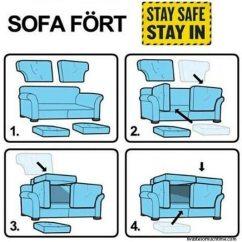 Cool Sofa Forts Lazy Boy Queen Sleeper With Air Mattress 10 Maneiras De Fazer Uma Cabana Em Casa - Tempojunto