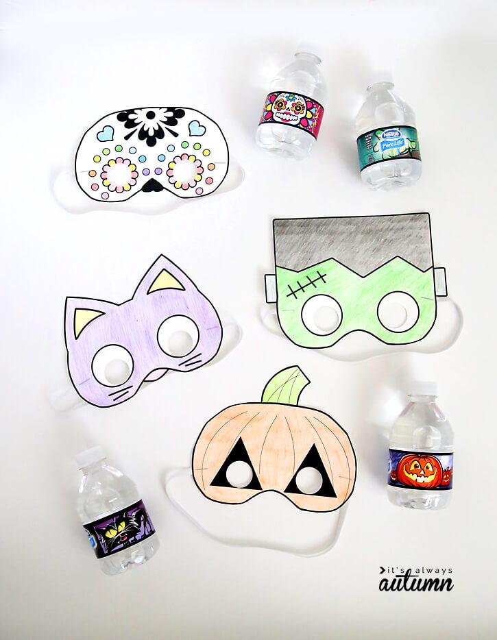 Ideias simples, faceis e baratas para o Halloween_Itsalwaysautumn.com