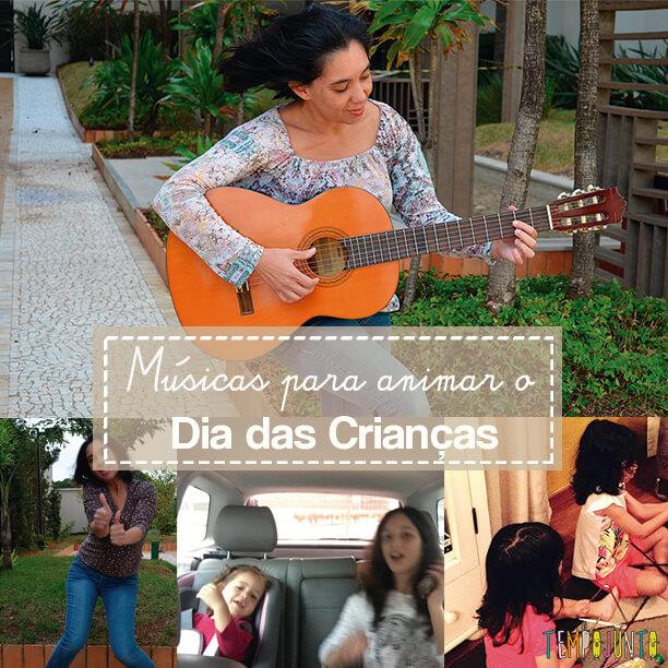 15 músicas para você cantar no Dia das Crianças com seu filho