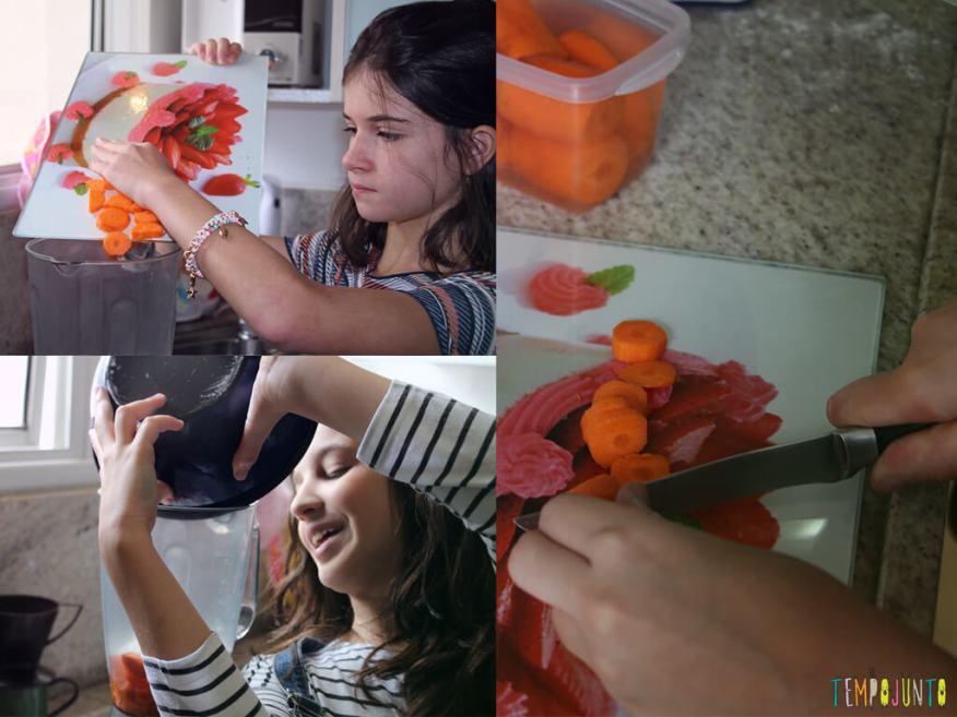 Bolo de Cenoura no Tempojunto na Cozinha_7912_7916_7929_Liquidificando-cenouras