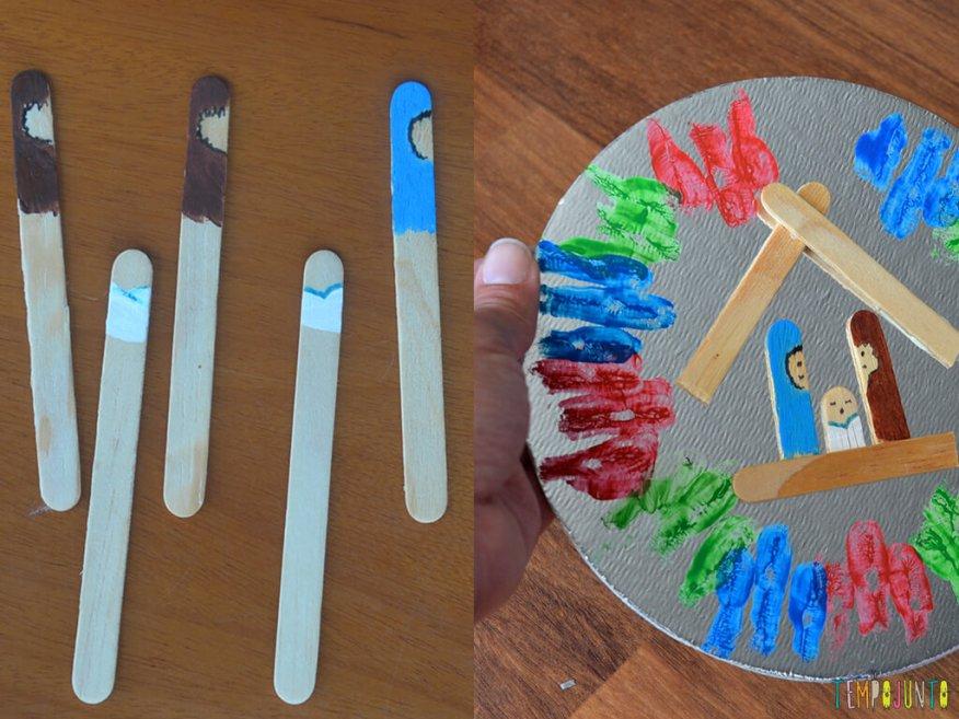 Tradicao de Natal que vira brincadeira e cria lembrancas incriveis para as criancas_Montagem-madeira-pintada-e-rosto-pronto
