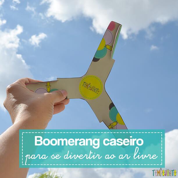 Boomerang - capa