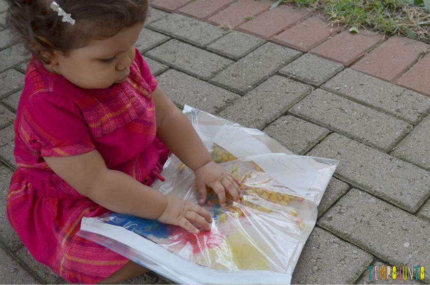 Pintura sem sujeira - julia concentrada