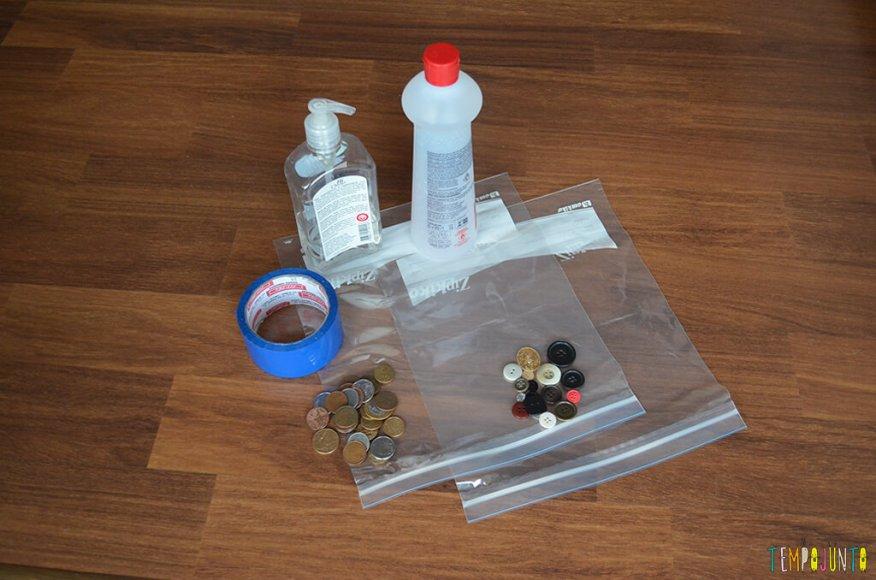 Mais utilidades do gel - materiais