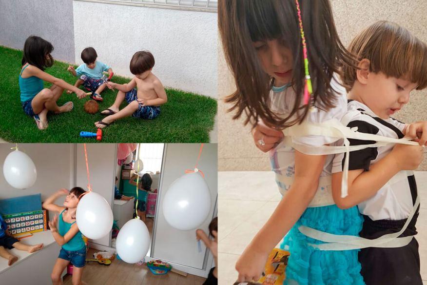 ocê no Tempojunto criatividade a mil por hora - Michelle Lucena - apunhado de brincadeiras 3