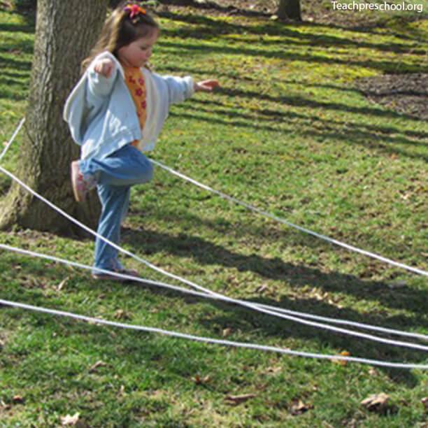 10 maneiras de brincar com corda - circuito