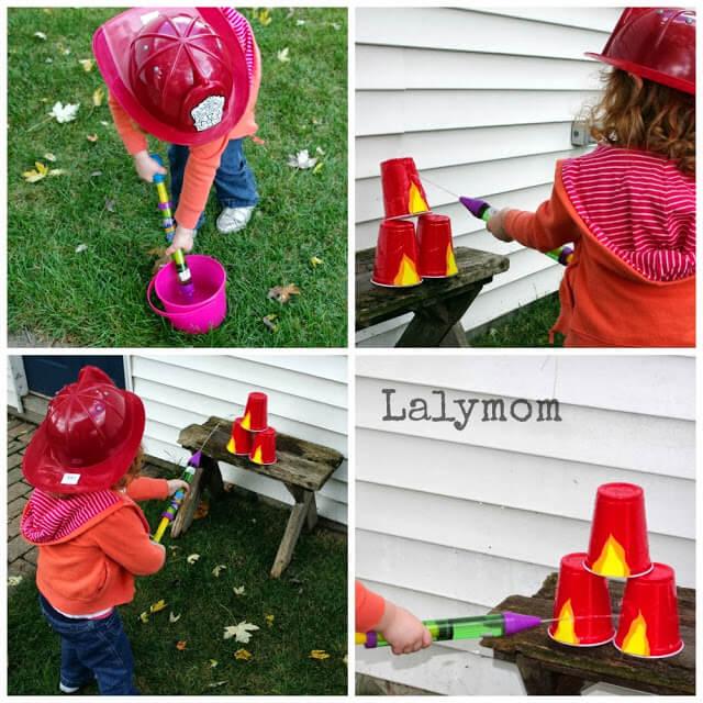 10 maneiras divertidas de brincar de profissões_bombeiro