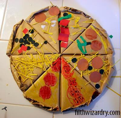 10 maneiras divertidas de brincar de profissões_pizzaria