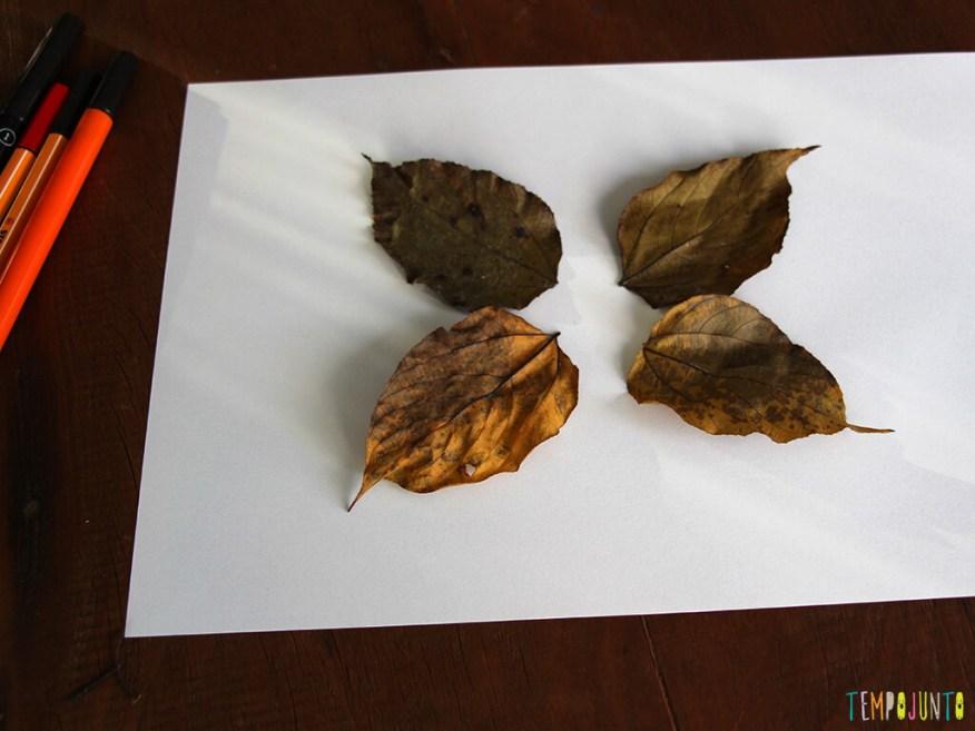 Arte com folhas de árvore_0304_folhas como asas de borboleta