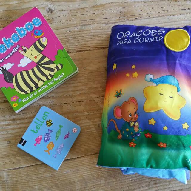 Você no Tempojunto Daniela Mioti e a viagem com o bebê - livros