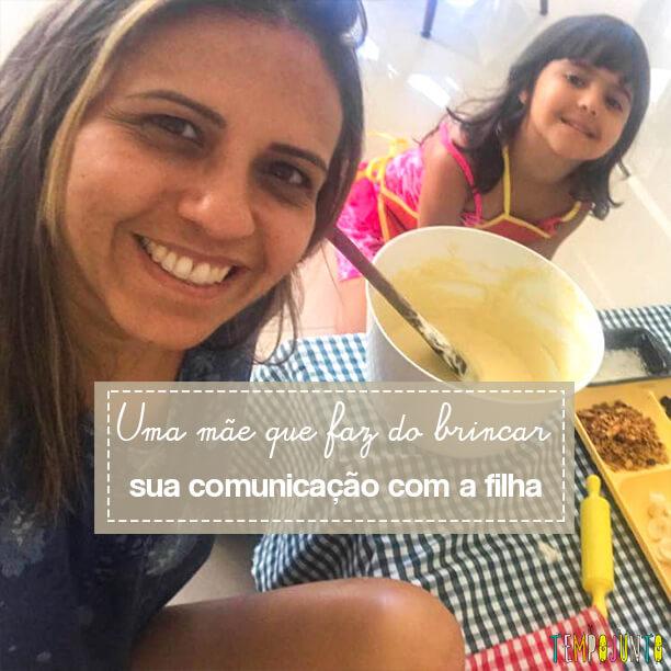 Você no Tempojunto: Vanessa Freitas e o brincar de piquenique em casa