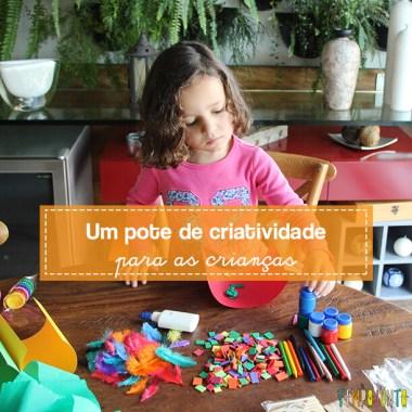 Kit de atividades de colagem que encanta as crianças