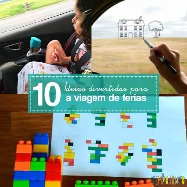 10 brincadeiras para se divertir na viagem de férias