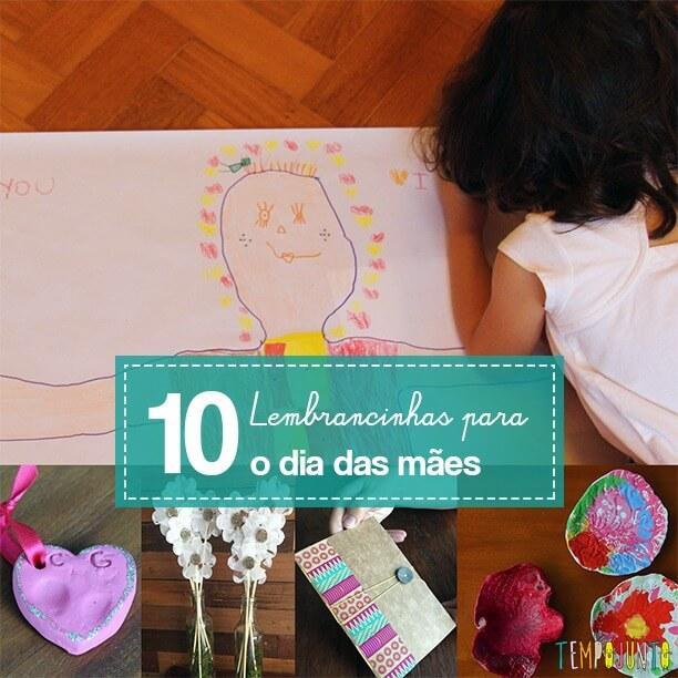 10 lembrancinhas para o Dia das Mães fáceis de fazer