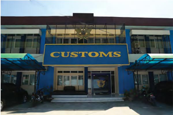 Papua Indonesiaan Customs and Excise Office