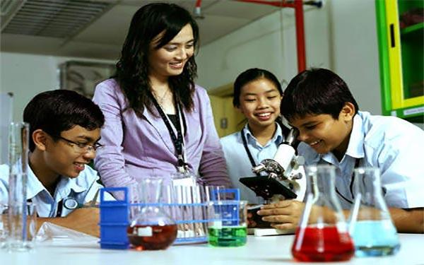 International Class Of Biology Education