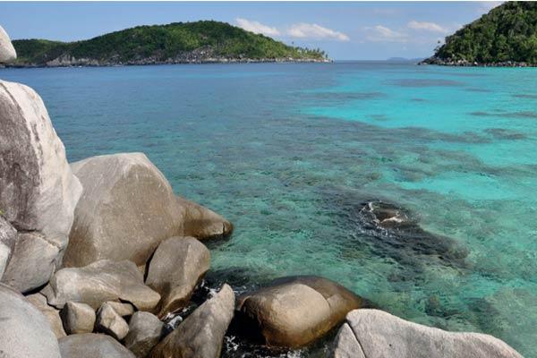 Penjalin Island The Sparkling Jewel of Sumatra