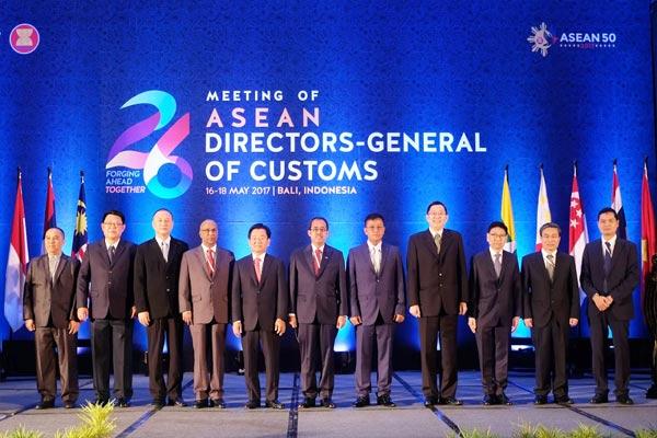 The ASEAN Directors-General Of Customs