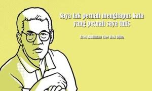 Arief Budiman Esais Seni dan Kesusasteraan Indonesia