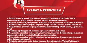 Disclaimer Veronika Telkomsel