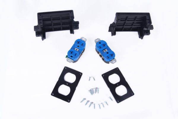 Boothstringer Repair Kit - Blue