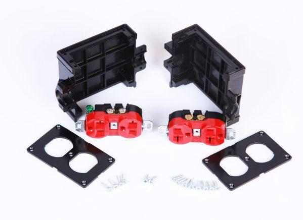 Boothstringer Repair Kit - Red