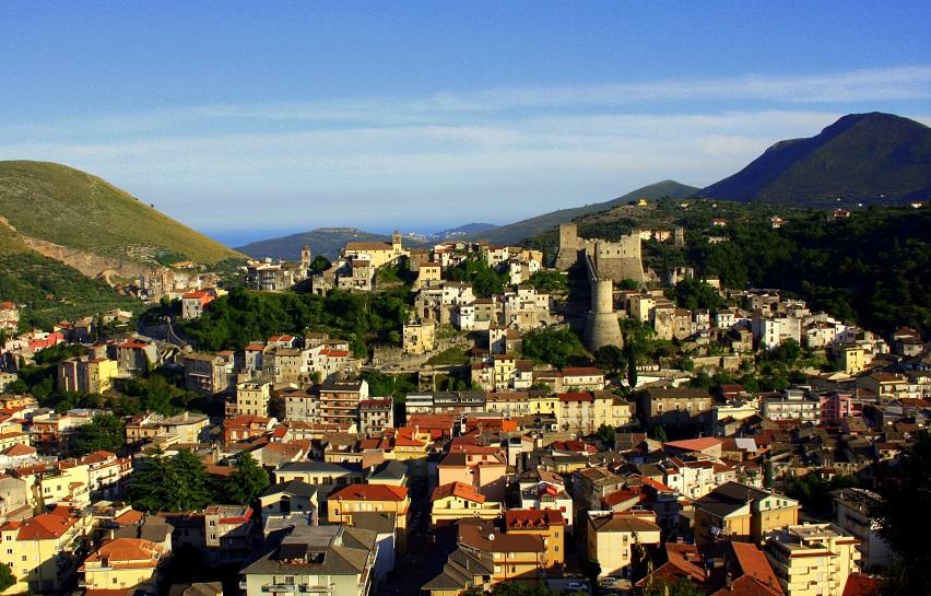 Panorama Itri