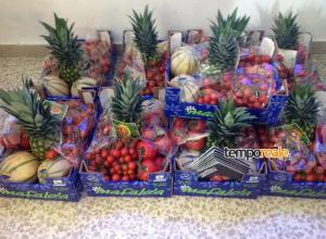 I premi in frutta e verdura del MOF