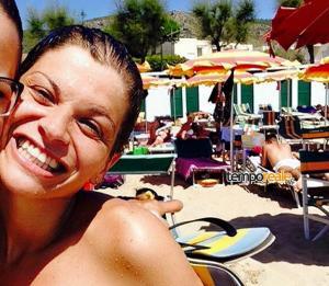 Alessandra Amoroso con una sua fan