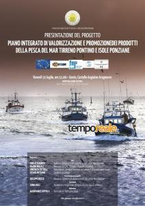 locandina progetto pesca