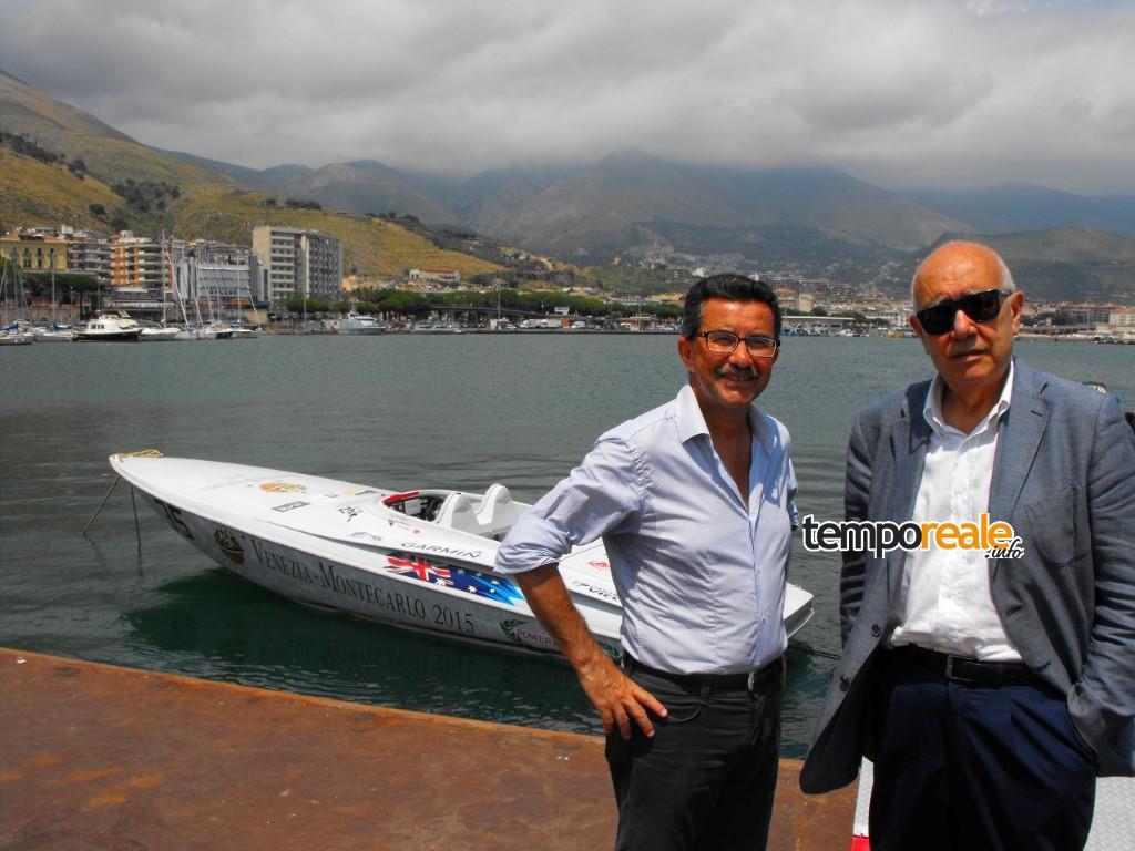 Maurizio Tallerini e Sandro Bartolomeo