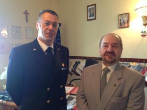 Alberto Meoli e Damiano Papa