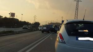 incidente superstrada k2 1 ok