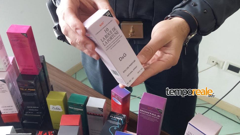 carinaro profumi contraffatti