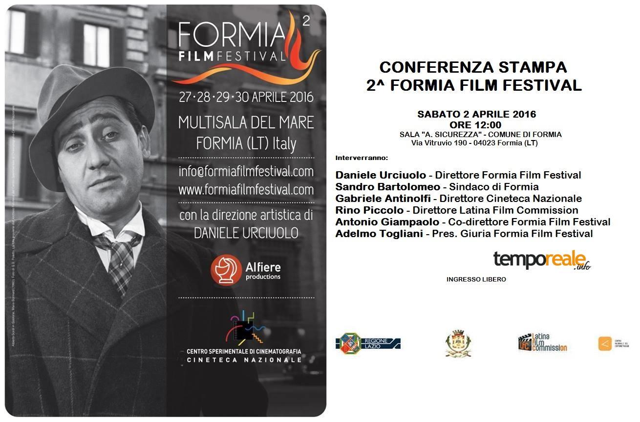 formia film festival conferenza stampa