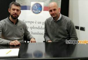 Vladimiro Alfano e Nicola Procaccini