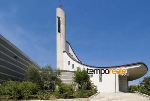 frosinone parrocchia chiesa santa maria goretti
