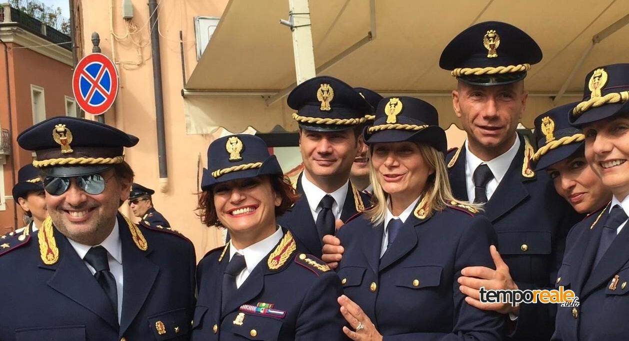 frosinone polizia festa della donna