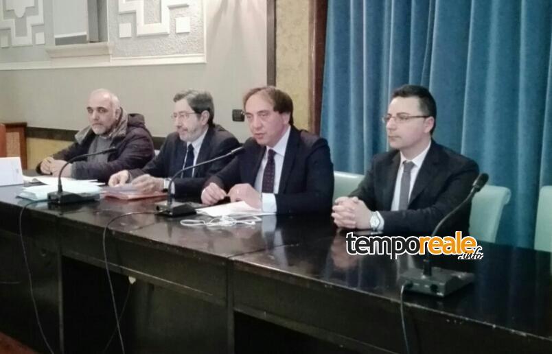frosinone provincia riunione sindaci
