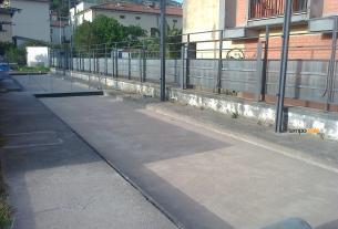 Nuovi campi da bocce centro anziani Madonna delle Grazie