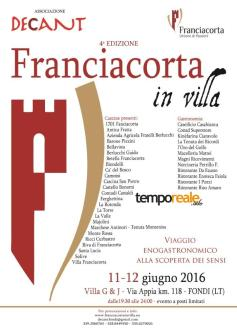 LOCANDINA FRANCIACORTA s- sponsor