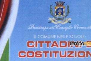 cittadini e costituzione premiazione