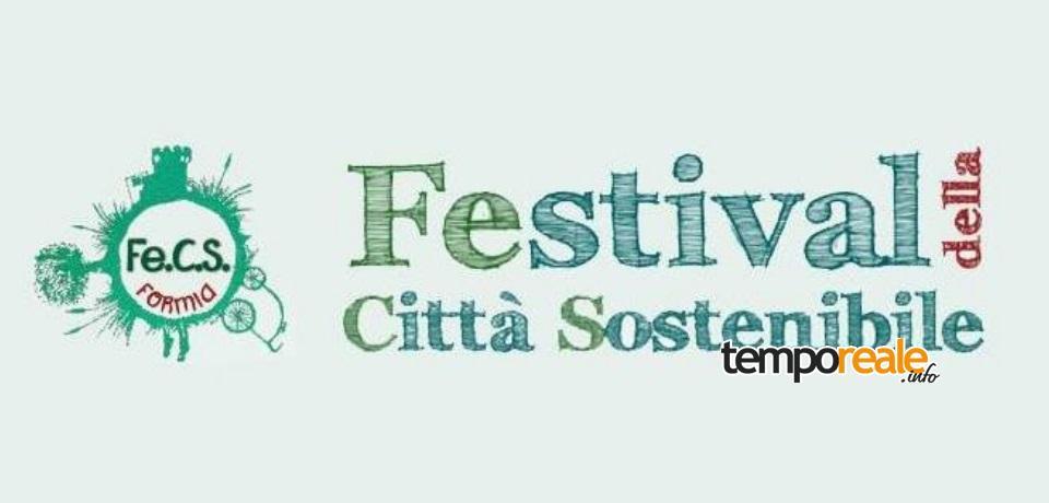 festival della citta sostenibile formia