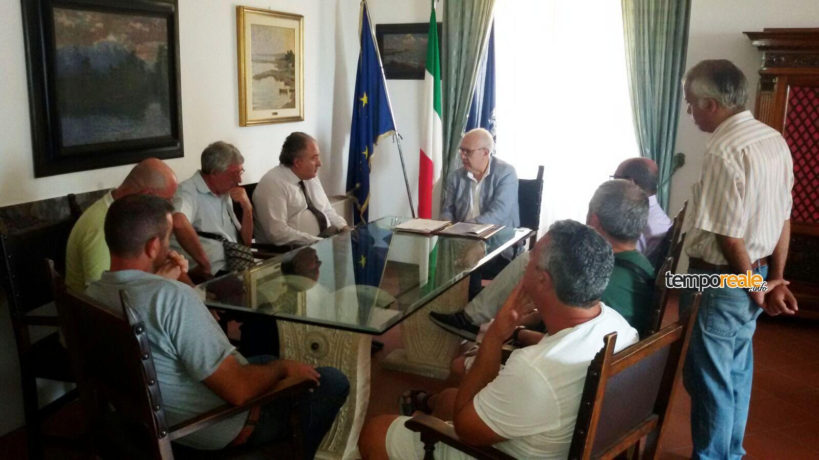 2016_07_28 foto incontro con sindaco di formia