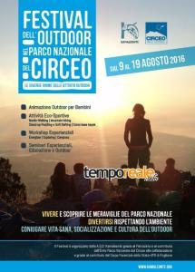festival outdoor circeo locandina