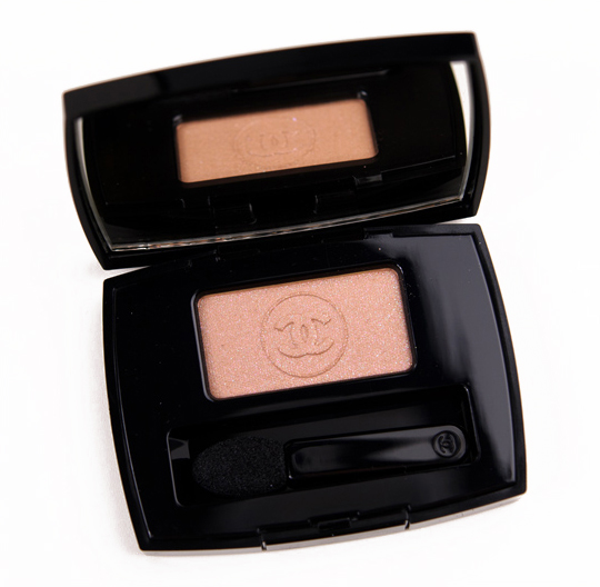 Chanel Beige Lame Ombre Essentielle