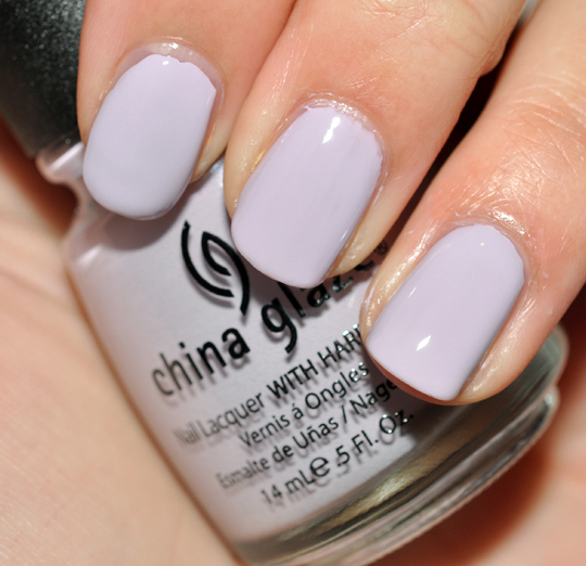 China Glaze Up Away Collection Light As Air Nail