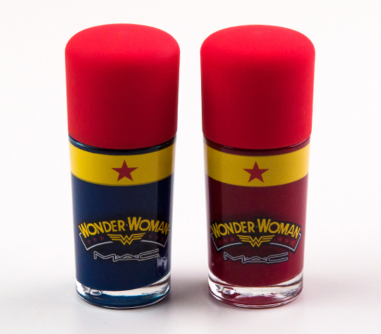 MAC Wonder Woman Nail Lacquer