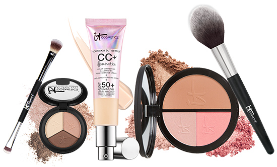 CC+ Your Way To Radiant Skin! Five-Piece Collection